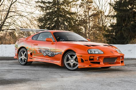 toyota supra fast and 1993 toyota supra from quot the fast and the furious quot heads to