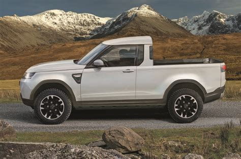 Land Rover Defender New Model 2018 by Land Rover Defender Up On The Cards To Rival X Class