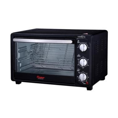 Oven Listrik Di Hartono Elektronik jual cosmos co 9926 rcg oven listrik 26 l harga
