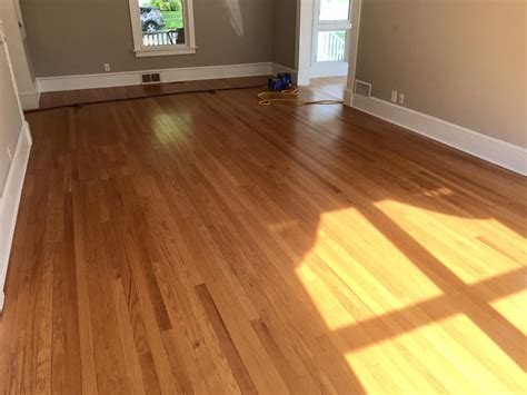 Change Hardwood Floor Color by Hinsdale Floor Color Change From To Gray Tom