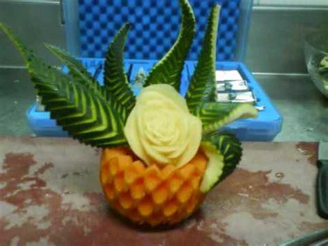 curso tallado de frutas y verduras como hacer decoraciones samuel gomez fuentes tallado de frutas y verduras 1 youtube