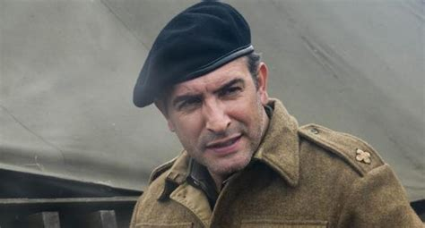jean dujardin facts second breakfast the monuments men leaves much to be
