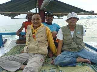 Paku Fisher Press Anyer Banten Fisher