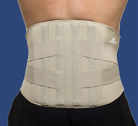 Lumbar Support by Shoes Etc 273 Ap Rigid Thoracic And Lumbar Support