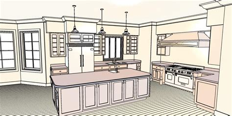 Kitchen Layout Design Software by Kitchen Design Software From Articad Kitchen Design