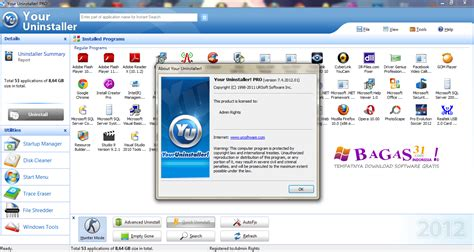 bagas31 uninstaller your uninstaller pro 7 4 full serial bagas31 com