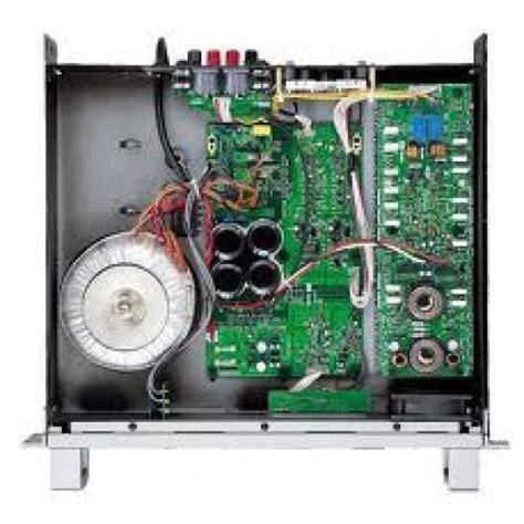 yamaha ps power amplifer  watts  channel   ohms
