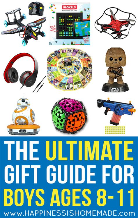 28 best best christmas gifts for boy age 8 2013