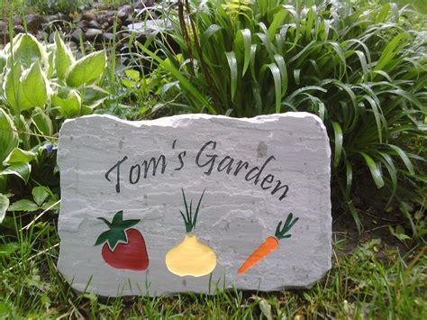 vegetable garden signs vegetable garden sign carved in