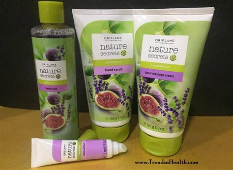 Nail Buffer Set Oriflame oriflame nature secrets manicure set review trends and health