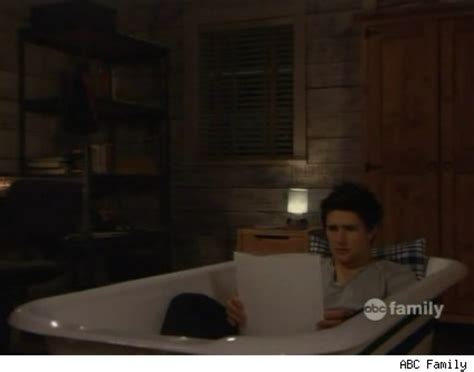 Kyle Xy Bathtub by Suggestion An Place To Sleep Tv Tropes Forum