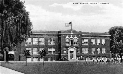 Ocala Florida Records Florida Memory High School Ocala Florida