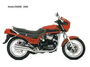 Honda E Honda Cx 650 E Technical Data Of Motorcycle Motorcycle