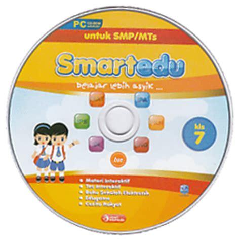Harga Buku Pkn Smp cd pembelajaran smart edu untuk smp mts kelas 7 toko