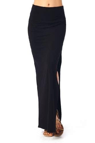 Rok Span Panjang Polos 1 kombinasi yang cocok untuk rok span panjang
