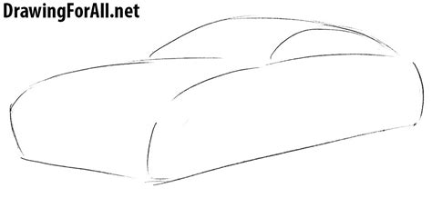 how to draw a jaguar car drawingforall net how to draw a jaguar car drawingforall net