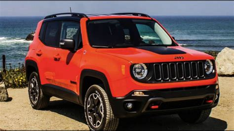 2018 jeep renegade changes 2018 jeep renegade trailhawk luxury concept changes