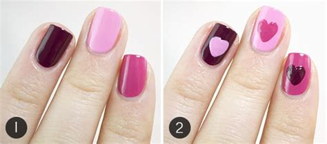 home made tips to beautiful nails with painting and