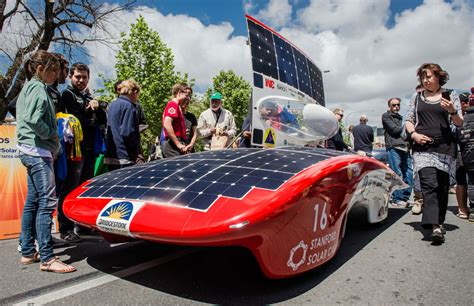 imagenes que se mueven de carros los coches del futuro se mueven con el sol en australia