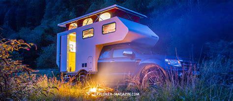 ormocar kabine ormocar mit alkoven hubdach kabine test