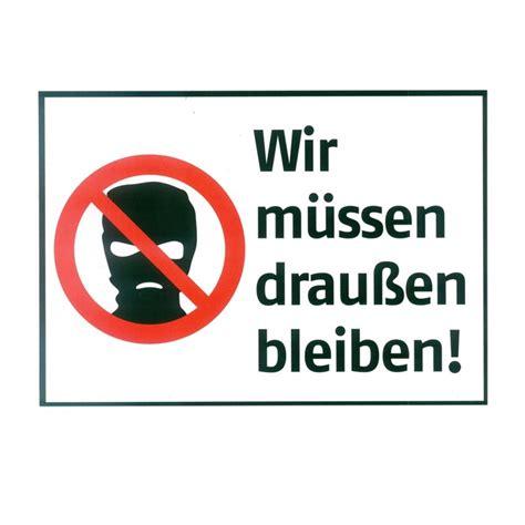 Aufkleber Am Briefkasten Einbrecher by Aufkleber Einbruch Stop Abus Wagner Sicherheit