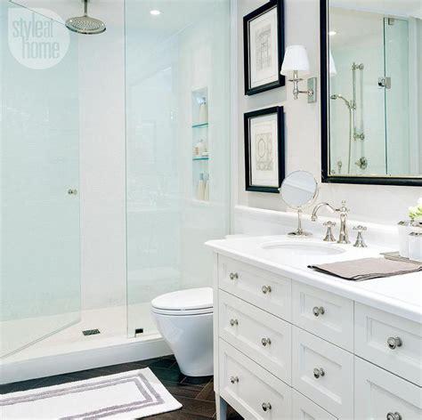 bathroom niche shelves shower niche with glass shelves transitional bathroom