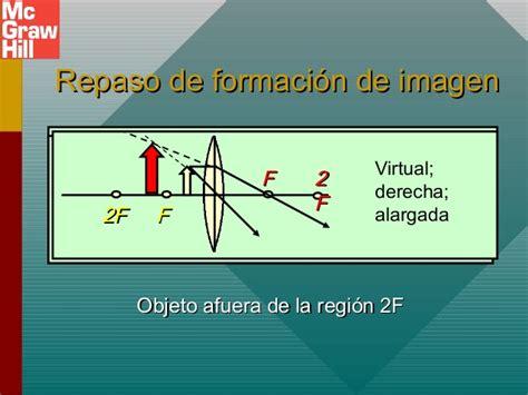 imagenes reales y virtuales definicion tippens fisica 7e diapositivas 36