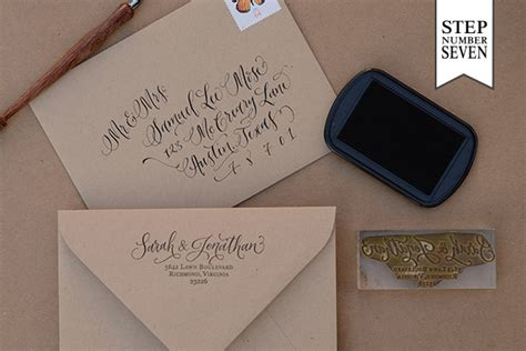 return address wedding invitations proper return address st for wedding invitations oxsvitation