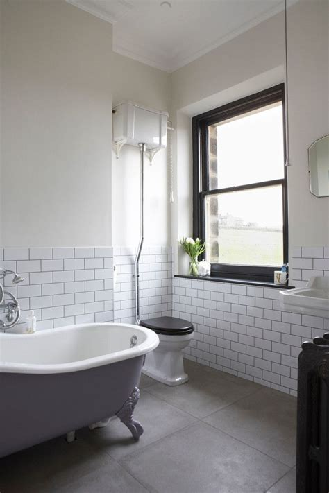 subway tile wainscoting bathroom cool modern wainscoting panels in bathroom with