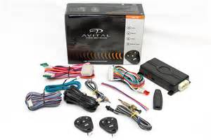 At T Connected Car Remote Start Remote Car Starter Keyless Entry System Avital 4103l Auto