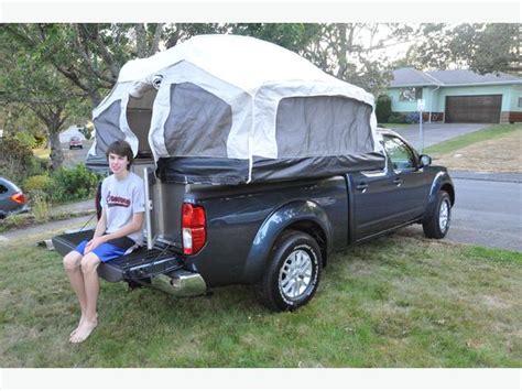 short bed truck tent livinlite quicksilver tent camper for short bed truck oak bay victoria