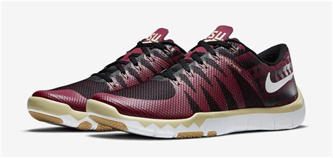 fsu sneakers nike is releasing a ton of college themed sneakers
