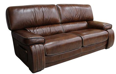 italian leather settee livorno 3 seater genuine italian tabak brown leather sofa