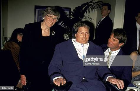 christopher reeve brother reeve brothers photos et images de collection getty images
