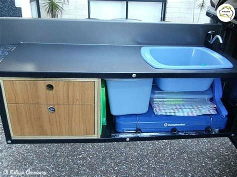cer trailer kitchen ideas how to organise your c kitchen all around oz