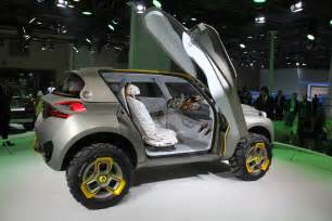Renault Kwid Concept The Kwid Concept Could Become Renault S Next Crossover In