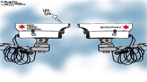 chicago red light camera refund chicago s red light cameras a issue in mayoral