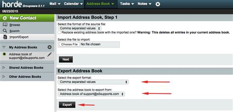 format csv roundcube site5 knowledgebase 187 webmail import export contacts
