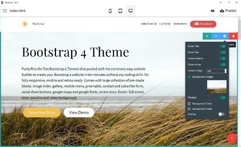 tutorial bootstrap theme lovely web template tutorial gallery resume ideas