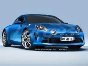 Nouvelle Renault Alpine Nouvelle Alpine Renault Et Si La Future Berlinette