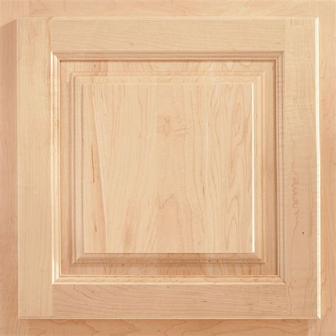Maple Cabinet Door American Woodmark 13x12 7 8 In Cabinet Door Sle In Newport Maple 99884 The Home Depot