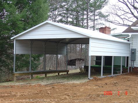 Carports Va carports warrenton va metal carports steel carports
