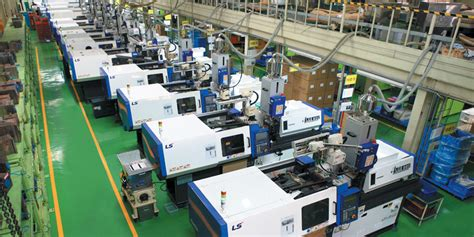 layout pabrik plastik hybrid all electric injection molding machines hirate