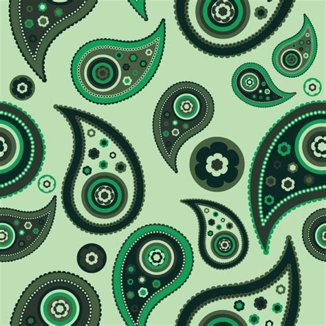 adobe illustrator paisley pattern how to create a paisley seamless vector pattern adobe