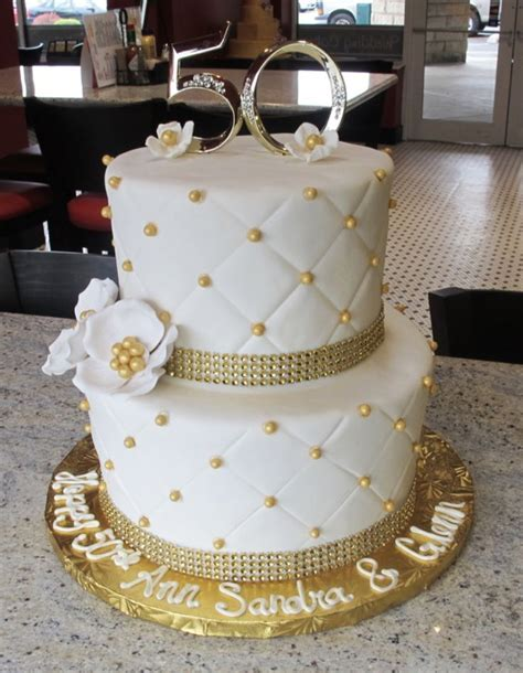 50th anniversary bling    Cakes   50th