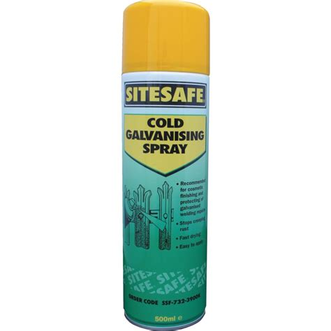 spray paint malaysia ccg500 cold zinc galvanising spray 500ml ssf 732 3900k