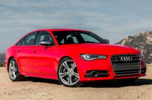 Audi 2016 S6 2016 Audi S6 Reviews And Rating Motor Trend