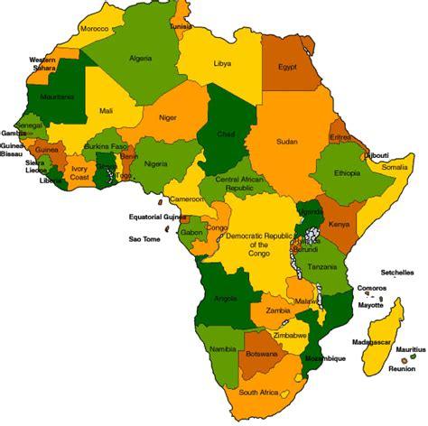 Search Africa Global Search Trends 2018 Top 10 Most Competitive Countries 2014 2015