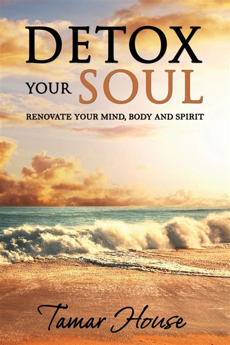Detox Your Soul Book by Detox Your Soul Book Tour Room With Books