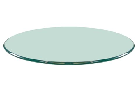 22 glass table top 36 quot glass table top 3 8 quot ogee polished tempered